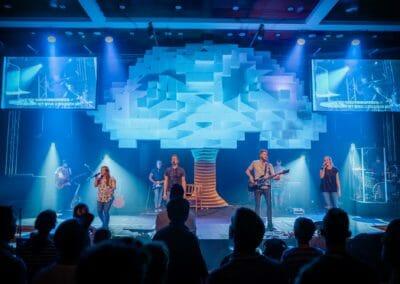 Worship im Plenar